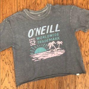 O'Neill cropped T-shirt